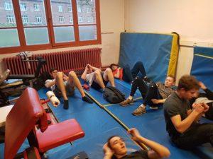 Internat - renforcement musculaire 2
