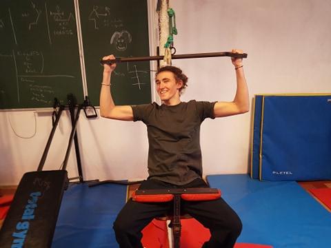 Internat - renforcement musculaire 6
