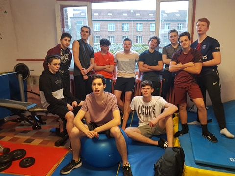 Internat - renforcement musculaire 9