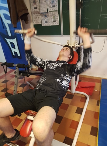 Internat - renforcement musculaire 10