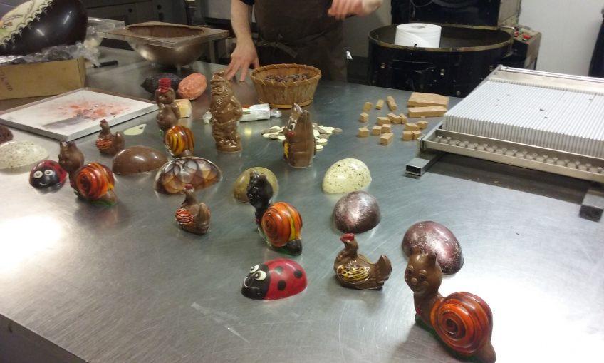 Au collège, des EPI restauration forts en chocolat