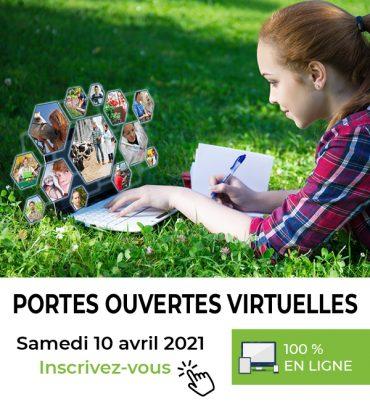 Portes ouvertes virtuelles